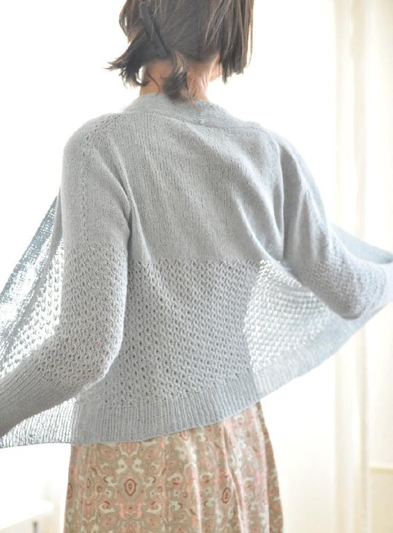 Knitting Pattern For Whippet Coat : Warm, Lace and Sleeve on Pinterest