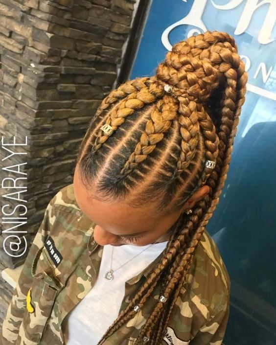 Best African Hair Braiding Ideas 2018 Fashiong4 Cool Braid Hairstyles African Braids Hairstyles Braided Ponytail Hairstyles