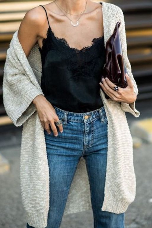 17 Simple Denim Outfits You Can Copy Now – M