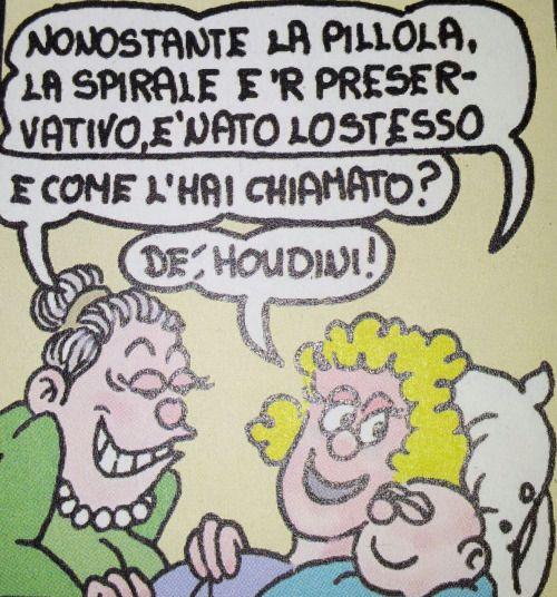 Zzadigò, Arrodigò, Anchidigò, 'Tizziatigo!: