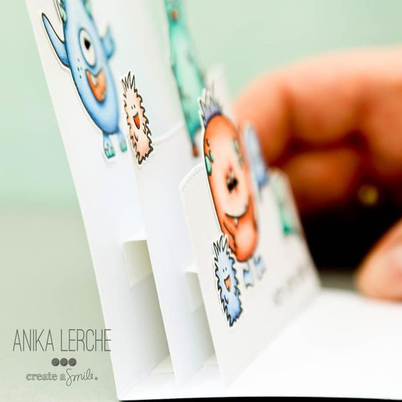 pop up card