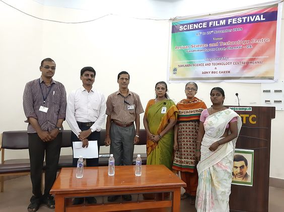 Sony BBC Earth and Tamil Nadu Science and Technology Centre to make students 'feel alive'