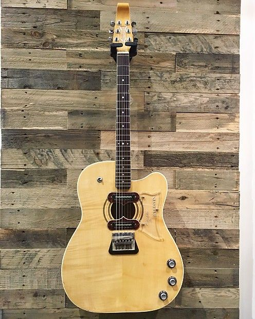 1968 Baldwin Burns Virginian Electric Acoustic Stone Vintage Music Boutique Reverb Guitar Design Rare Guitars Body Electric