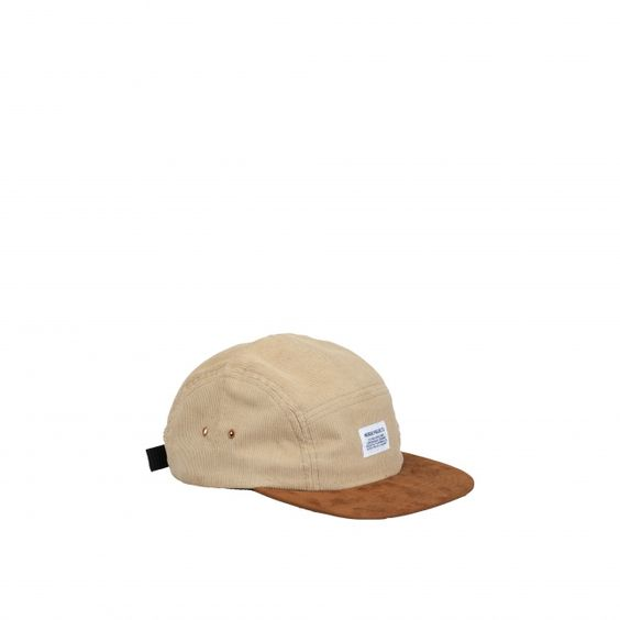 5 Panel Cord Cap - Norse Projects