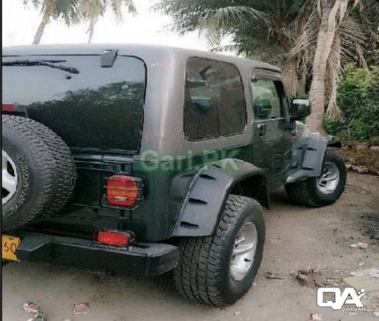 Https Www Quicklyads Pk Jeep Wrangler 2003 For Sale In Karachi