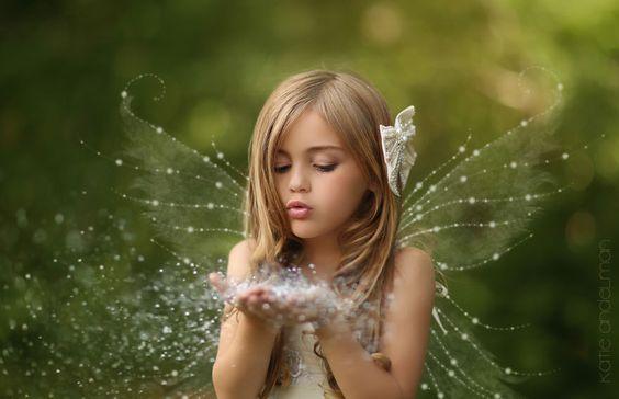 Beautiful Ukrainian Creates Whimsical Children's Portraits | Bored Panda