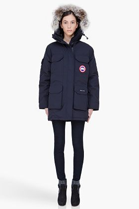 Canada Goose' youth expedition parka review
