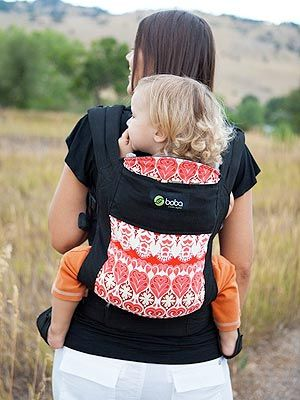Fan of babywearing? Then you'll want to check out Boba's new baby carrier. It's everything you'd want and more.