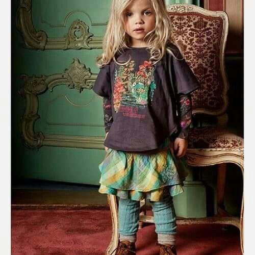 ☮ American Hippie Bohéme Boho Style ☮ Child ... so cute