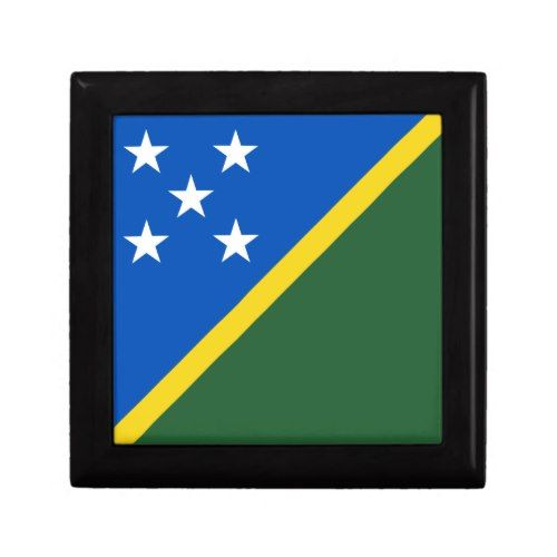 Solomon Islands Flag Gift Box Zazzle Com Solomon Islands Flag Flag Gift Gifts