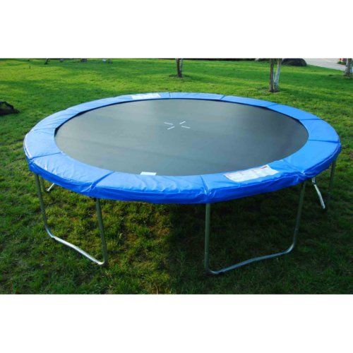 Jumping Surface For Trampoline Home Etc Size 430 Cm W X 430 Cm D Backyard Trampoline Trampoline Trampoline Springs