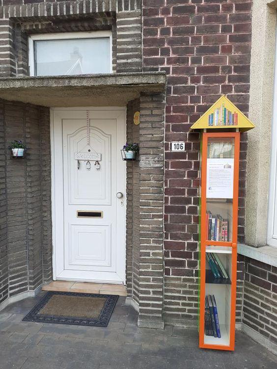 Boekenhuisje Zulte