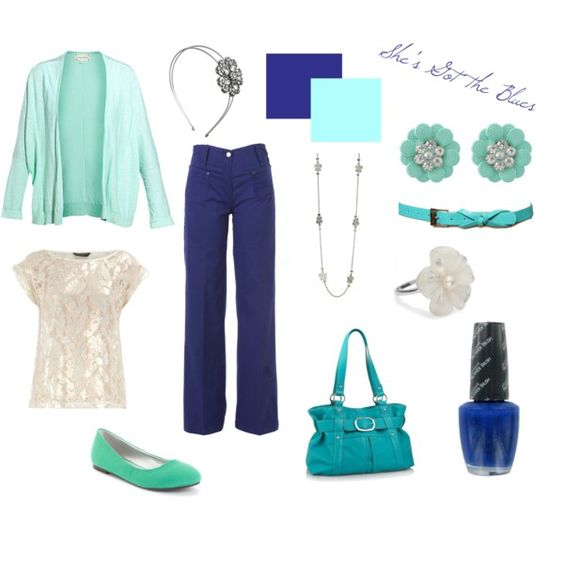 She's Got The Blues, created by lish-cooper