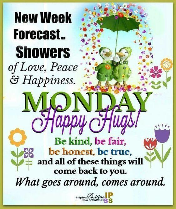 20181217134113 | Monday morning motivation, Happy monday ...