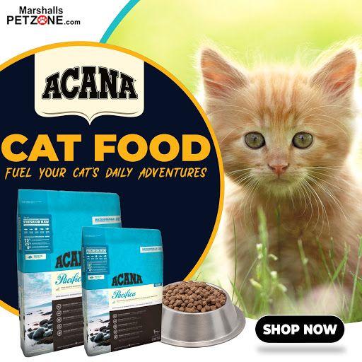Acana Pacifica Cat Food 1 8 Kg Cat Food Best Cat Food Cats