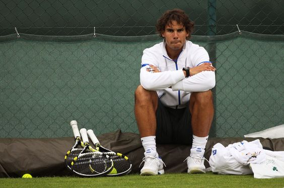 Rafael Nadal Photos: The Championships - Wimbledon 2011: Day Eight