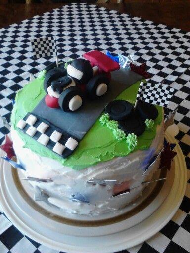 Indy Race Cake 2014