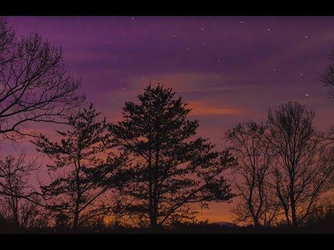 Youtube Time Lapse In Bedford Virginia Video On Youtube Professional Photographer Austin King Photography Mo Night Skies Mountain Landscape