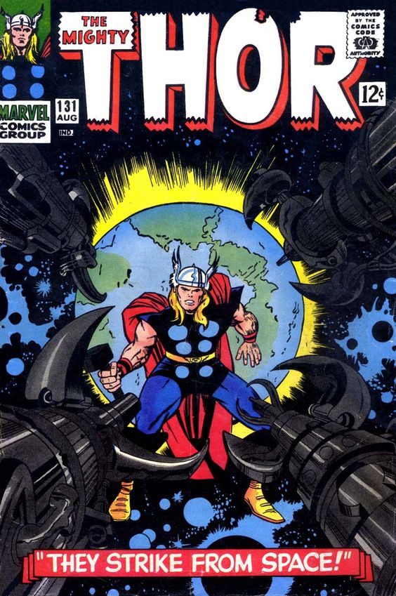 The Mighty Thor #131