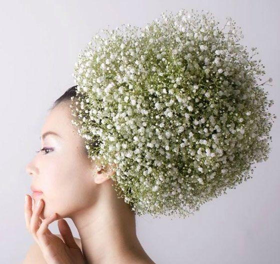 Baby S Breath In Hair: Pinterest • The World's Catalog Of Ideas