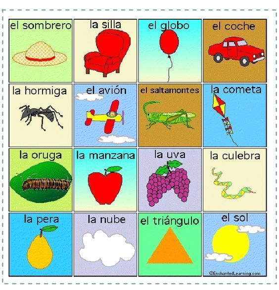 Loteria Game For Kids Mexican Bingo Great Way To Teach Kids Spanish Spanish Kids Learning Spanish For Kids Learning Spanish