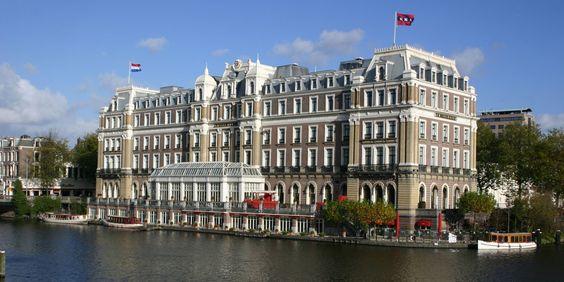 Hotel Exterieur Best Hotels In Amsterdam Amsterdam Hotel
