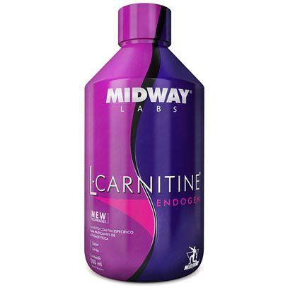 L-Carnitine Endogen 500 ml - MidWay