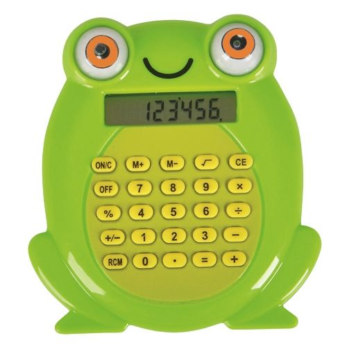 Frog Calculator: