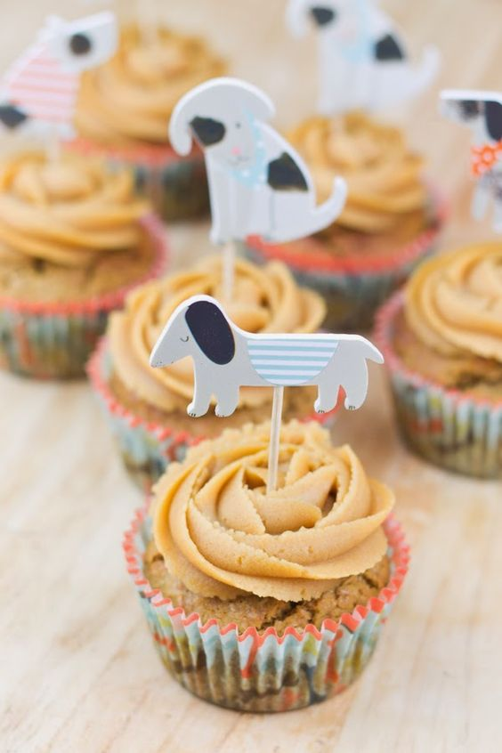 Cupcakes para perros. Objetivo cupcake perfecto
