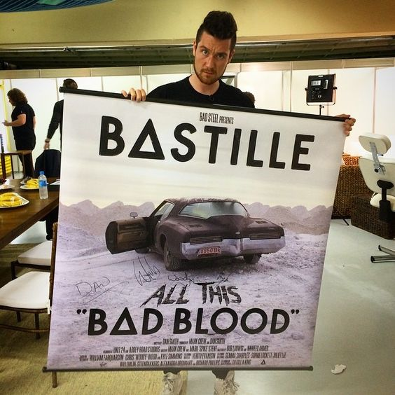 bastille album bad blood songs