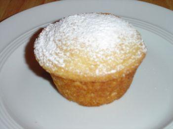 Foto Rezept Muffins mit Fruchtjogurt (GG)