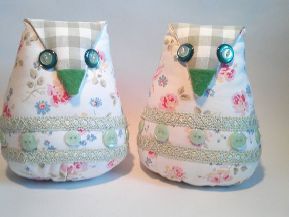 Bookend Owls