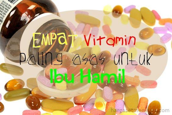 vitamin paling asas untuk ibu hamil