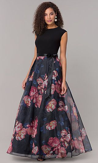 Plus Sz Womens Black Long Party Skirts Prom Ball Gown Formal Fashion Dress Skirt