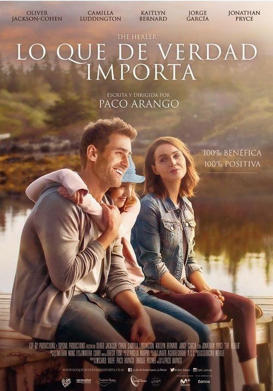 Lo Que De Verdad Importa 2017 Ver Online Hd 1080p Español Openload The Healer Movie Movies Online Full Movies Online Free