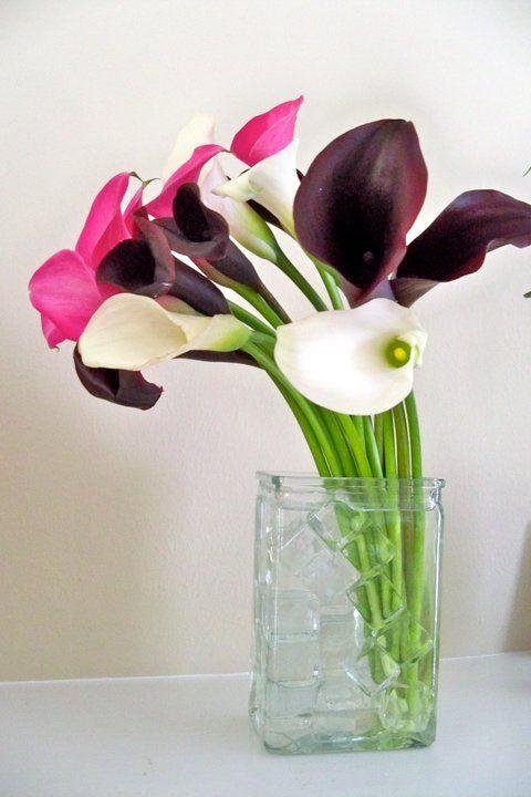 Beautiful lilies for a beautiful lady...Joyce Donahue.