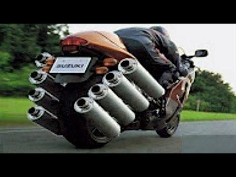 The Craziest Exhaust Ever Best Car And Motorcycle Exhaust Sounds
