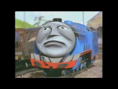 Thomas The Gordon Thomas Gordon Semi Tender Engine Youtube Thomas The Tank Engine Thomas Meme Thomas The Tank