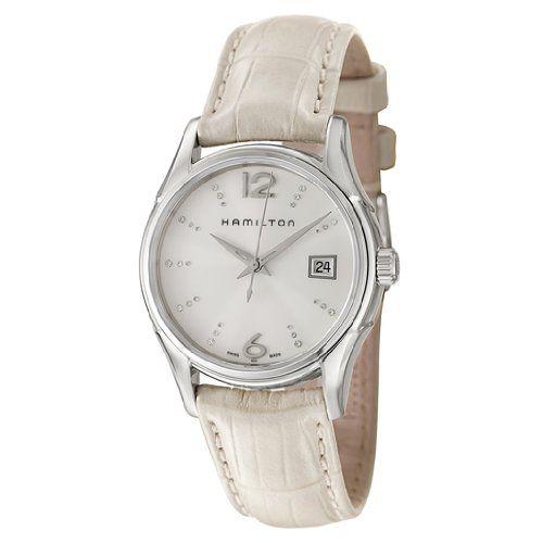 Hamilton Jazzmaster Lady Women's Quartz Watch H32351995 https://www.carrywatches.com/product/hamilton-jazzmaster-lady-womens-quartz-watch-h32351995/ Hamilton Jazzmaster Lady Women's Quartz Watch H32351995