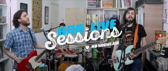 HBB Live Sessions com Mundo Alto — HBB Records