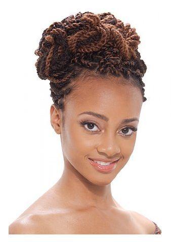 Remarkable Afro Braids Afro And Braids On Pinterest Short Hairstyles Gunalazisus