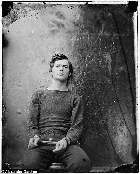 Last moments of one of the Lincoln assassination conspirators, Lewis Powell