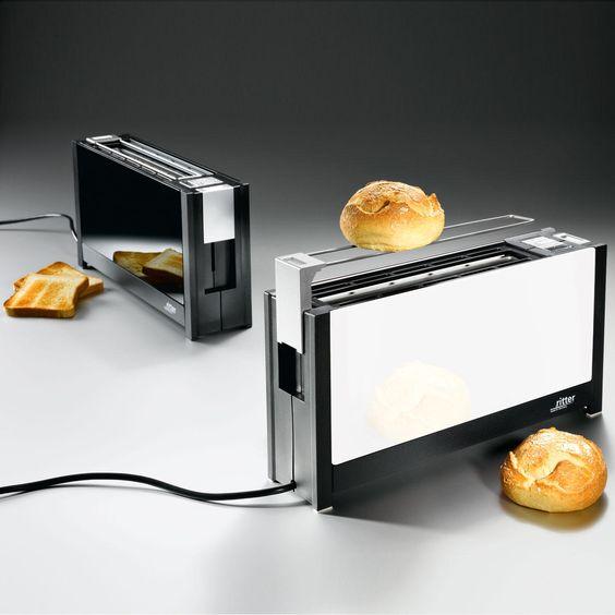 ポップアップトースター ボルケーノ リッター社 ドイツ バウハウス デザイン