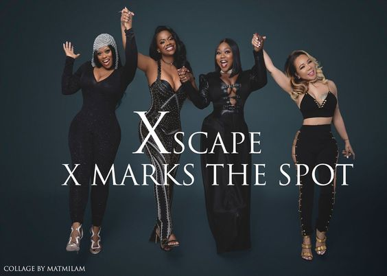 """18 Likes, 2 Comments - Matthew Milam (@matmilam) on Instagram: """"Now that @officialxscape has returned, I decided to make a mock up of what a new song from them…"""""""