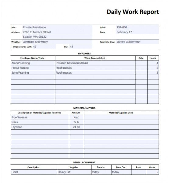 End Of Day Sales Report Template Example In 2021 Sales Report Template Report Template Templates