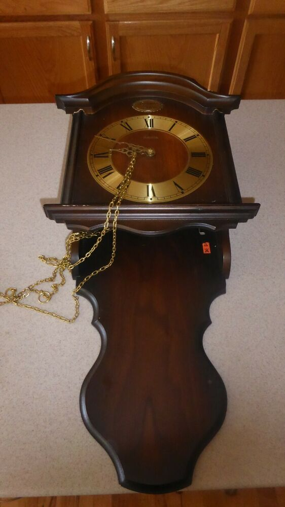 Hermle Wall Clock 82 Fhs 261 030a 45cm Germany In 2020 Antique Wall Clock Slovenia Ebay