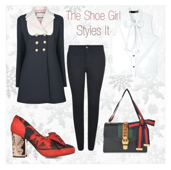 """""""The Shoe Girl Styles It: Irregular Choice High Hopes 3"""" by pinkhairedprincess ❤ liked on Polyvore featuring Kaisercraft, Gucci, Irregular Choice, irregularchoice and theshoegirlstylesit"""