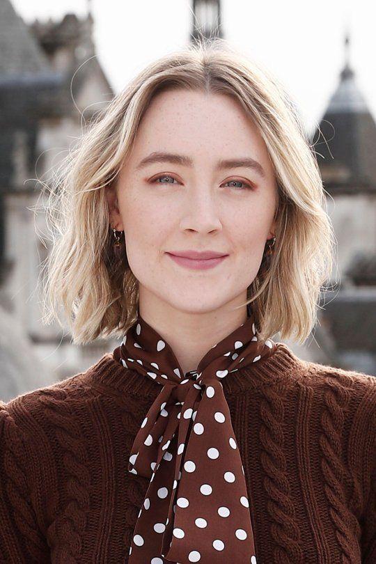 Saoirse Ronan Mha In 2020 Just Girl Things Pretty People Beautiful People