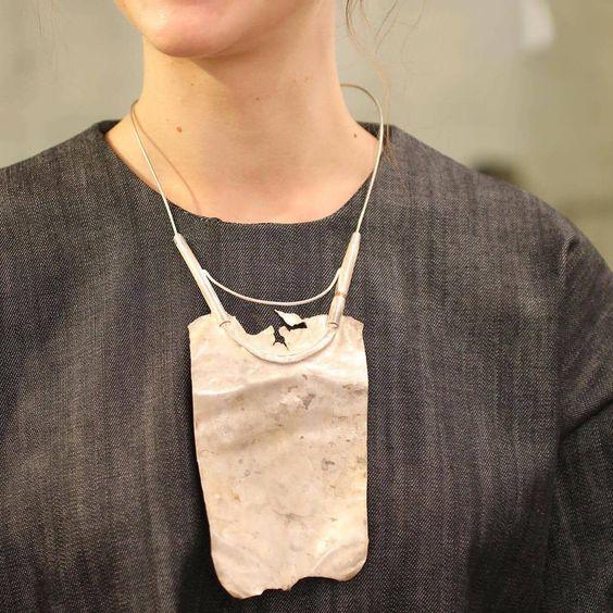 Jewelry Design Dept. Shenkar   juillet ·2016 -   Oria Forsher: