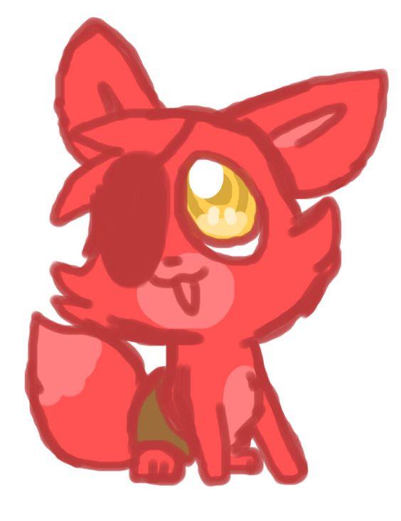 Five Nights At Freddys Cute Foxy